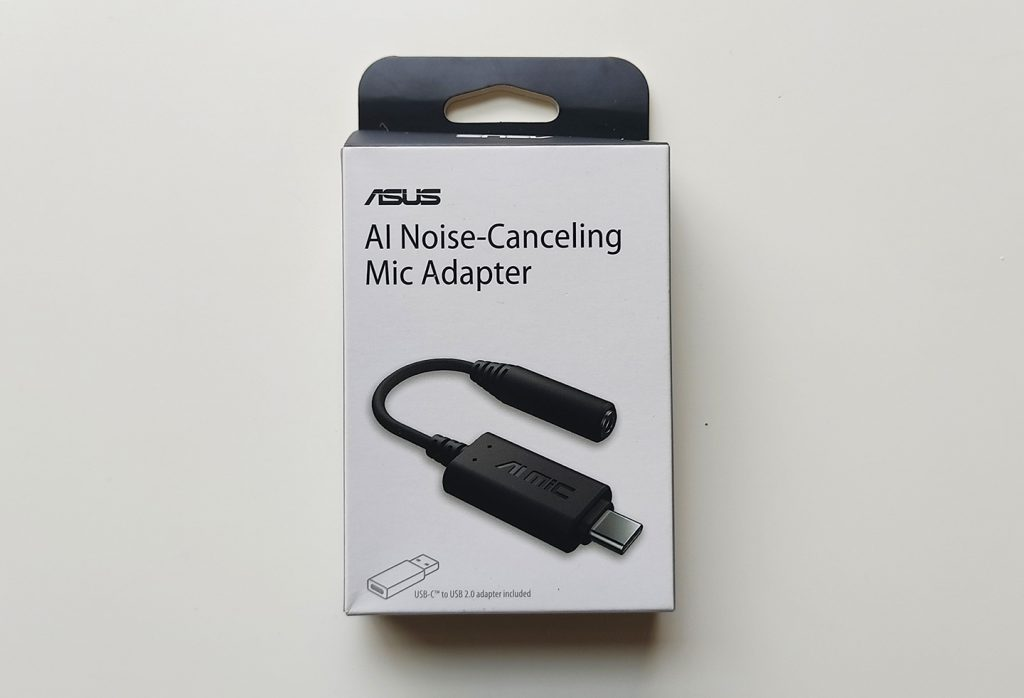 ASUS Noise Cancelling Mic