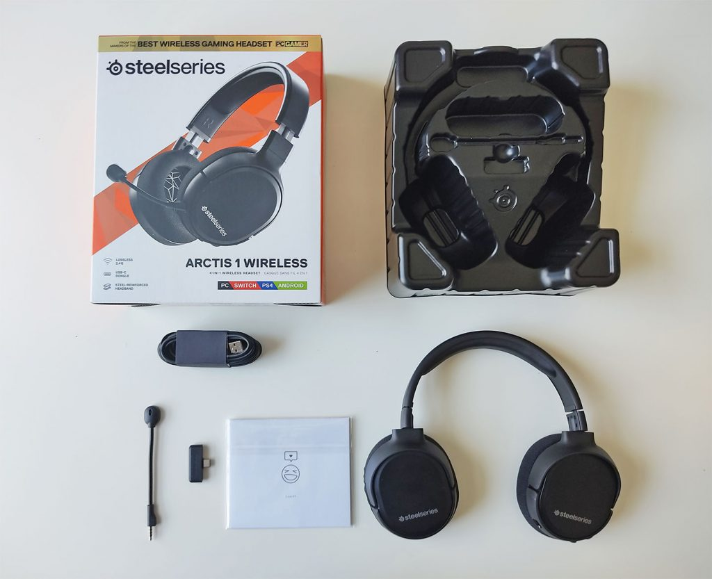 SteelSeries Arctis 1 Wireless Review